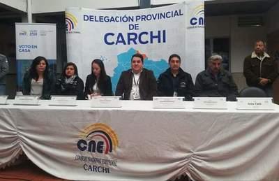 Observadores de Paraguay se interiorizarán del voto en casa en Ecuador