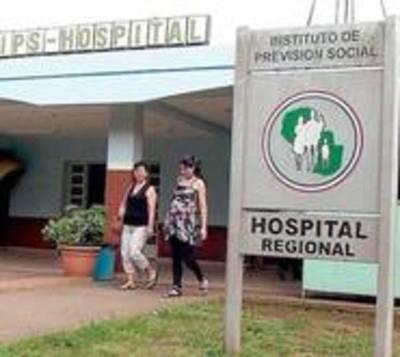 Denuncian negligencia en IPS de Itapúa tras fallecimiento de joven