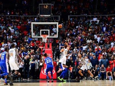 Mavericks y Hawks dan la nota en la NBA