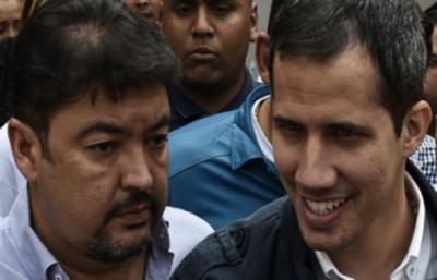 Grupo de Lima condena detención del jefe dedespacho de Juan Guaidó