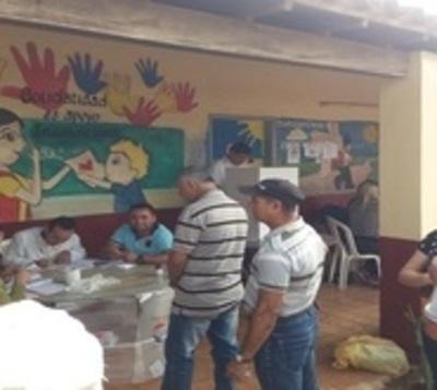 Internas definen a candidatos a intendente de Ciudad del Este