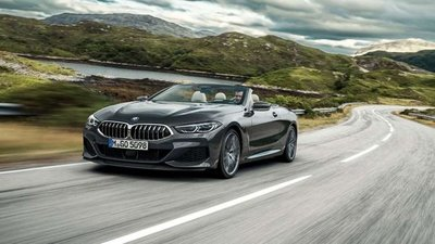 BMW estrenó nuevo modelo de alta gama