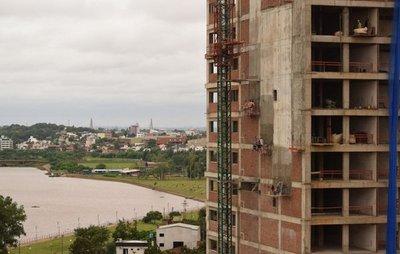 Construcciones de edificios impactan en la economía