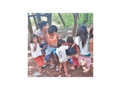 Comunidades  indígenas, en emergencia nutricional