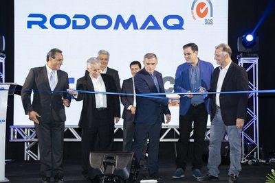 Renovada concesionaria fue inaugurada en Capiatá