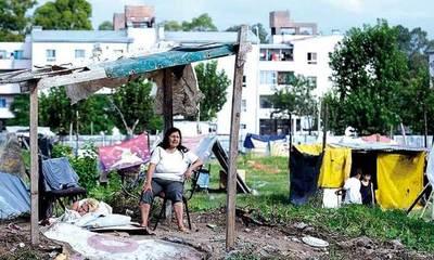 La pobreza se dispara en Argentina hasta el 31,3 % en 2018, según un estudio