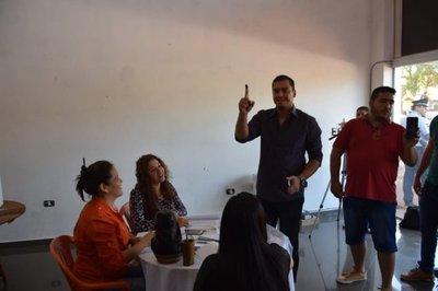 Frente Guasu apoya a Miguel Prieto como líder de posible alianza en CDE – Prensa 5