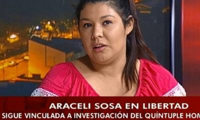 Procesada por quíntuple homicidio relata lo que sufrió en la cárcel – Prensa 5