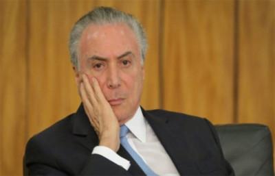 Brasil: ordenan liberar a Michel Temer