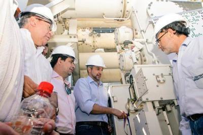 Mayor disponibilidad de energía favorecerá el desarrollo industrial y la generación de empleos