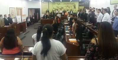 Instituto Técnico de diputados fortalece capacitación legislativa