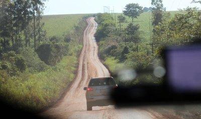 Asfalto del tramo Mbaracayú – Puerto Indio potenciará zona Norte del Alto Paraná