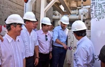 Gobierno inició tareas de adecuación de línea 500kV para lograr soberanía energética de Yacyretá