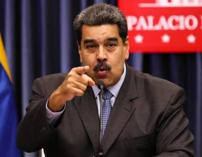Gobierno de Maduro dice que la red eléctrica fue atacada