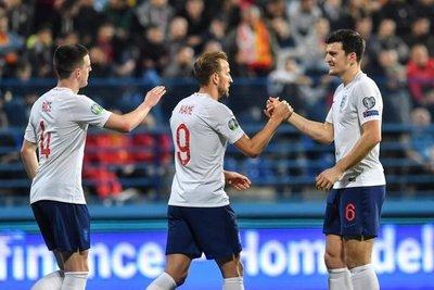 Inglaterra sigue en forma