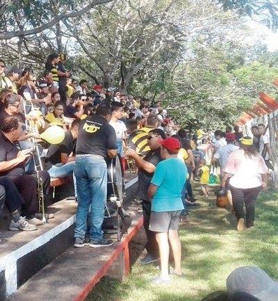 A granel ya se inscriben en la Copa Paraguay