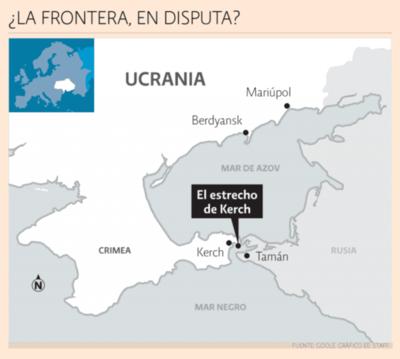 Google Maps asimila visión rusa de Crimea