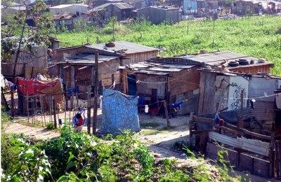 Un 24,2 % de los habitantes de Paraguay se encuentra en situación de pobreza