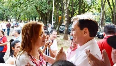 Lilian desconoce la victoria de Wilberto y divide más a la ANR