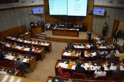 Comenzó la sesión ordinaria del Senado