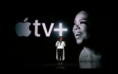 Apple lanza su nueva plataforma de streaming