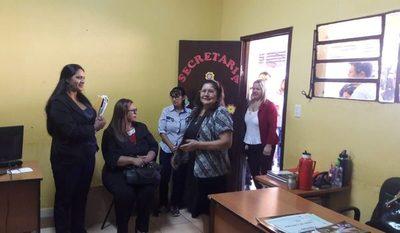 Hurrera zacariista quiere volver a escuela municipal