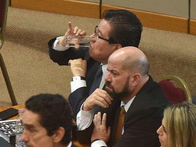 """Abogado califica de """"lamentable"""" la acusación contra Enrique García"""