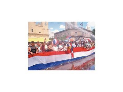 Realizan acto de recordación del Marzo Paraguayo a 20 años de la tragedia