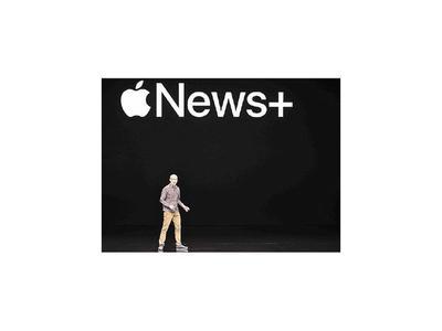 Apple lanza servicios de suscripciones a prensa y de videos