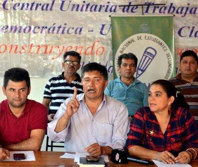 Campesinos de la Coordinadora Intersectorial se instalarán en Asunción