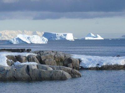 Antártida: El deshielo glaciar por el cambio climático desaliniza mares