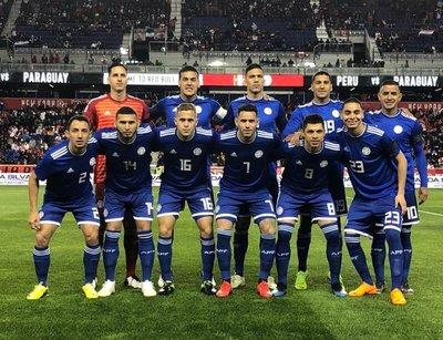 El último triunfo de Paraguay ante México, en el 2007