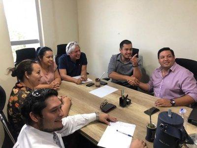 Se inicia el diálogo para buscar la unidad opositora en Ciudad del Este