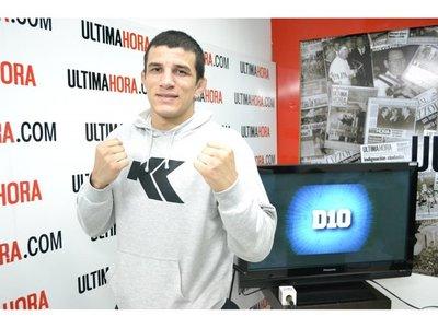 UFC: Gokú, listo para ir por la victoria frente a Brown