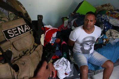 Detuvieron en Barrio Obrero a traficante con cocaína para la venta