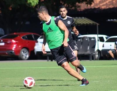José Leguizamón está en condiciones de ser titular el sábado