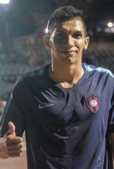 Báez, de Olimpia a Cerro
