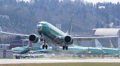 Otro incidente con un Boeing 737 M
