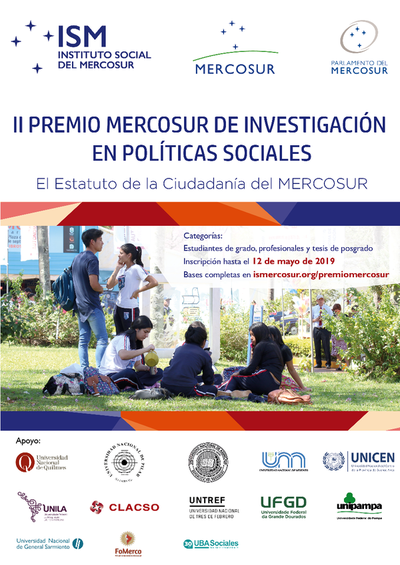 En mayo cierra postulación al Premio de Investigación en Políticas Sociales