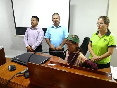 Abuela de 92 años encabeza comitiva para pedir reapertura de Unidad de Salud en Paraná Poty