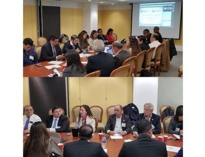 Titular de DGRP asiste a Asamblea Interamericana