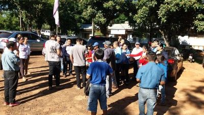 Pobladores de Puerto Península se sienten abandonados por autoridades y se manifiestan