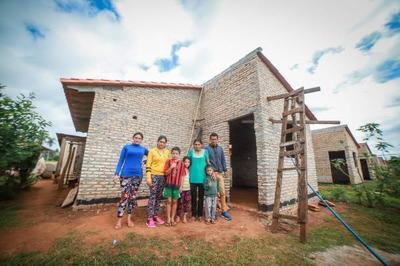 Totalidad de viviendas construidas actualmente son con materiales nacionales