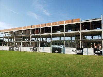 Así luce el nuevo Centro de Entrenamiento de Olimpia
