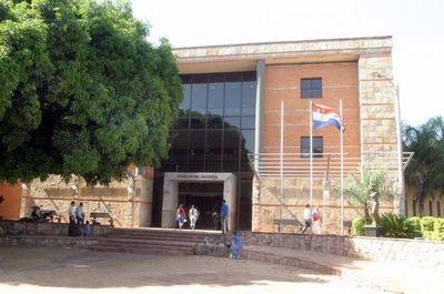 Se verificará situación del Palacio de Justicia de Villarrica