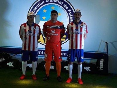 Paraguay, listo para el Mundial