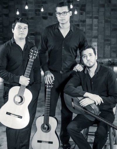 MbarakaTrío lleva talento y conocimientos a Perú