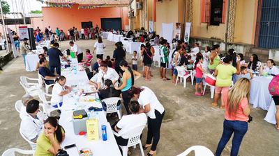 Gobierno prestará servicios este sábado en la Plaza San Carlos de Luque