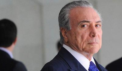 Brasil: Fiscalía pide dos nuevos juicios contra Temer