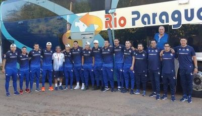 Paraguay, rumbo a Montecarlo